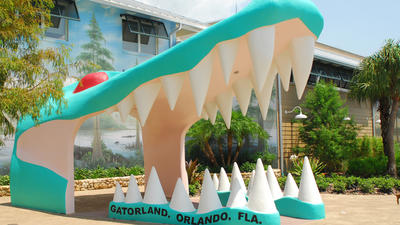 Introducing Bonecrusher II: Gatorland adds 70 creatures to its menagerie