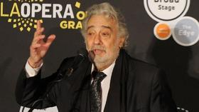 On-the-go Placido Domingo has a busy month of May, and June too
