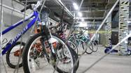Bicycles available for auction