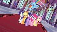 """My Little Pony Equestria Girls,"" a new animated film, will have its world premiere at the <a href=""http://www.lafilmfest.com"">Los Angeles Film Festival's</a> Family Day festivities on June 15, organizers announced Tuesday."