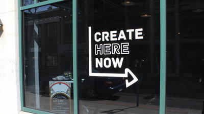 CreateHereNow Receives Major National Art Placemaking Grant, Goes Statewide