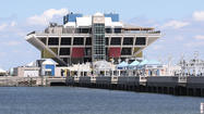 St. Petersburg Pier closing.