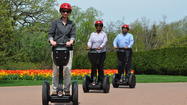Segway Tours Now Offered at Cantigny Park