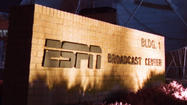 ESPN is laying off employees in Bristol but the company is not saying how many people are affected.