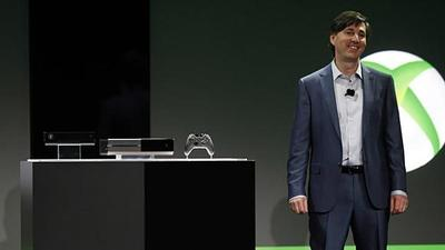 Microsoft unveils Xbox One home entertainment system