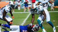 Miami Dolphins safety Reshad Jones would not address his pursuit of a new contract, but this two-year starter did say he plans to attend the rest of Miami's Organized Team Activities.