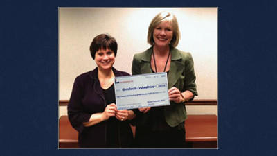 Goodwill awarded $10K grant