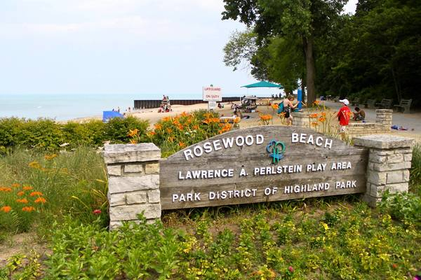 The Park District of Highland Park was recently awarded a grant to include a geothermal heating and cooling system with a glass-walled structure at Rosewood Beach. Construction is expected to begin in late summer.