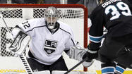There is more than just a little bit of Ron Hextall living in the body of Kings goalie Jonathan Quick.