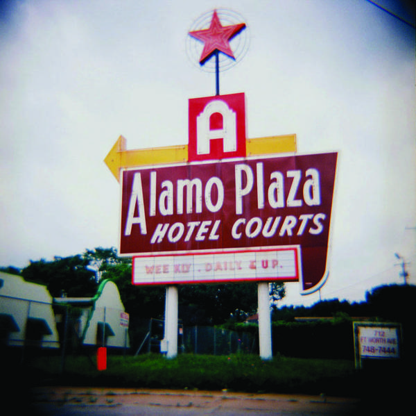 """Alamo Plaza Hotel"" by Richard McCabe"