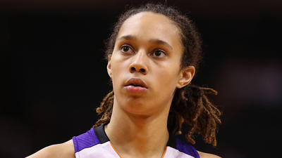 Brittney Griner says college coach told her not to discuss sexuality