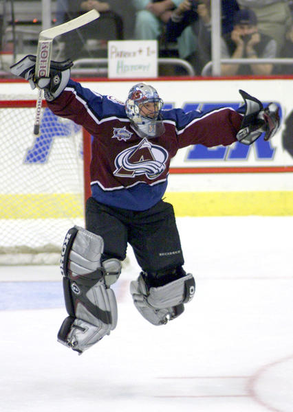 Former Avalanche goaltender Patrick Roy reportedly is set to become coach of the team.