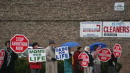 Pro-Life Advocates Tell Undercover Abortionist to Quit