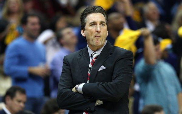 Vinny Del Negro won't return as the Clippers' head coach.