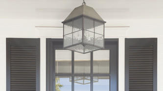 Give faded outdoor light fixtures a makeover