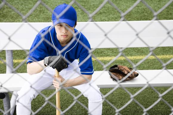 Your son wants to quit baseball