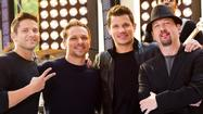 Mohegan Sun presents a lineup of former boy bands on Tuesday and Wednesday, May 28 and 29, and Friday, May 31.