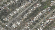 Moore, Okla. City of Reunions, Tears After Storm