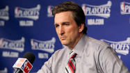 The Los Angeles Clippers have decided to  part ways with head coach Vinny Del Negro after three seasons.