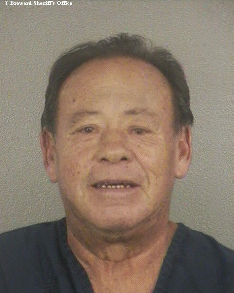 "Hermann Londono, 57, was charged with sexual battery on a child under 12 and was ordered held without bond Tuesday during his first appearance court hearing before Broward County Judge John ""Jay"" Hurley."