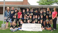 Central Elementary Beta Club student's efforts draw praise