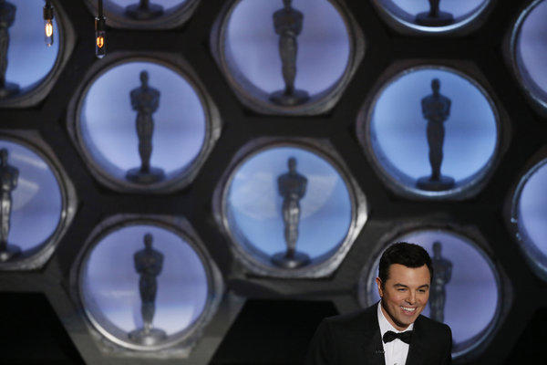 Oscar host Seth McFarlane is rumored to be first in line for IMAX's first in-home movie system.