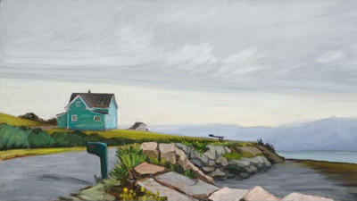 """Northern Moods: Paintings of Nova Scotia"" at The Gallery at Firehouse Square"
