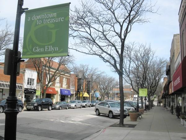 Glen Ellyn trustees are expected to vote on May 28 on a streetscape and parking study that could shape future developments in downtown.