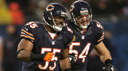Briggs inherits Urlacher's leadership role