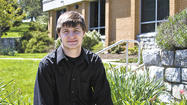 Hagerstown Community College student Jesse Patterson of Hagerstown recently received the Larry E. Small Memorial Law Enforcement Scholarship.