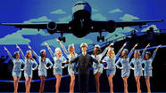 "How can you cope with the cancellation of that irrepressible, deliriously uncentered Broadway-brouhaha TV series ""Smash""? By getting tickets to the Bushnell stop on the national tour of <em>Catch Me If You Can</em>."