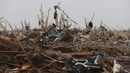 "It's as predictable as it is disheartening: A red state gets <a href=""http://www.latimes.com/news/nation/nationnow/la-na-nn-oklahoma-tornado-rebuild-moore-20130521,0,3997446.story"">hit hard</a> by a tornado outbreak -- in this case killing at least 24 people, many of them children attending school -- and the first batch of letters from readers (most of them from Southern California) use the tragedy to score political points. Sure, many of the letters express heartfelt condolences, but not without landing some political punches before signing off. It's as if Americans who dwell in disaster-prone areas don't have a right to believe in low taxes and smaller government."