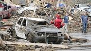 Chaos after tornado led to double reporting in death toll