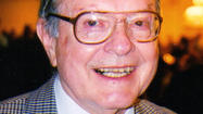 Dr. Richard J. Bouchard, a retired cardiologist who played an instrumental role in the establishment of the cardiac catheterization laboratory at St. Agnes Hospital, died Saturday from non-Hodgkin's lymphoma at Stella Maris Hospice. The longtime Timonium resident was 89.