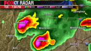 Tornado Warning For Northern Litchfield County
