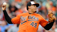 Jurrjens sent down; Arrieta or McFarland to start Thursday; Jones DHing