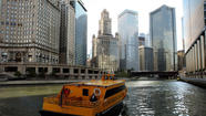 Water taxi opens new North Avenue stop