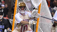 Hardly anyone would second-guess Denver coach Bill Tierney if he elected to start Saturday's NCAA tournament semifinal against top-seeded Syracuse with junior goalkeeper Jamie Faus in the cage rather than opening with sophomore Ryan LaPlante as he has done in 17 of the team's 18 contests this season.