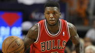 I bought a Nate Robinson jersey this weekend because I'm not sure he'll be a Bull next year. You read that right. Because I don't think he'll be back, I bought his jersey.