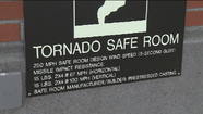 FAIR GROVE, Mo -- More than 100 Oklahoma schools have reinforced tornado shelters. However, the two in the town of Moore did not when an EF-5 tornado devastated the community.