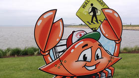 Ocean City visitors urged to 'Walk Smart!'