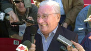 "Late Ravens owner <a href=""/sports/football/bal-modell,0,374966.storygallery""></a>Art Modell</runtime:link> might face an easier path to the Pro Football Hall of Fame if the museum follows through on tentative discussions of putting ""contributors"" in a different voting pool than players."