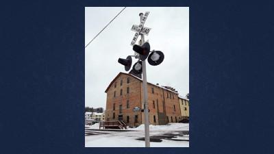 Rockwood Train Station