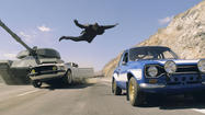 The cars of 'Fast & Furious 6'