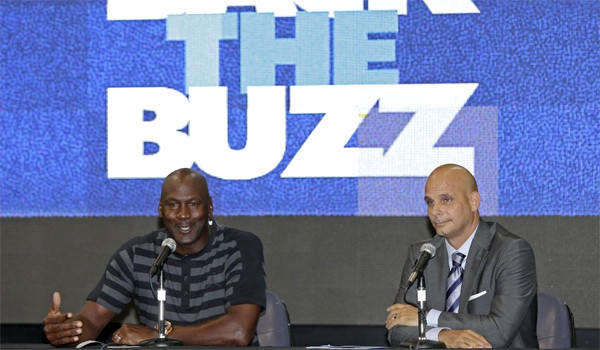 Bobcats owner Michael Jordan announced that Charlotte's home team will be known as the Hornets again beginning with the 2014-15 season pending approval by the NBA Board of Governors.