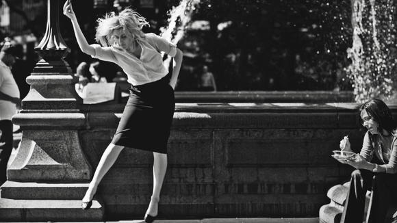 Greta Gerwig (left) in 'Frances Ha'