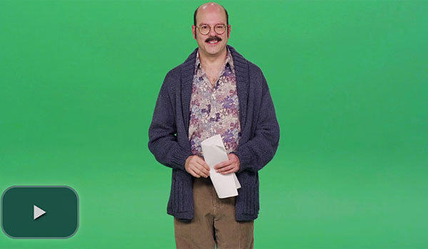 "David Cross as Tobias Funke in ""Insert Me Anywhere."""