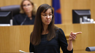 Jodi Arias asks jury for life term; deliberations begin