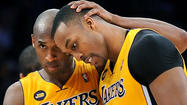 The Lakers hit the off-season with a questionable future.  Dwight Howard will be a free agent in July and has yet to indicate whether he'll stay or go.