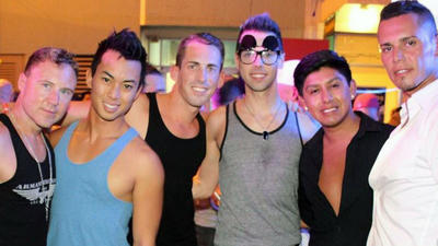 The best gay parties: May 23 - 26